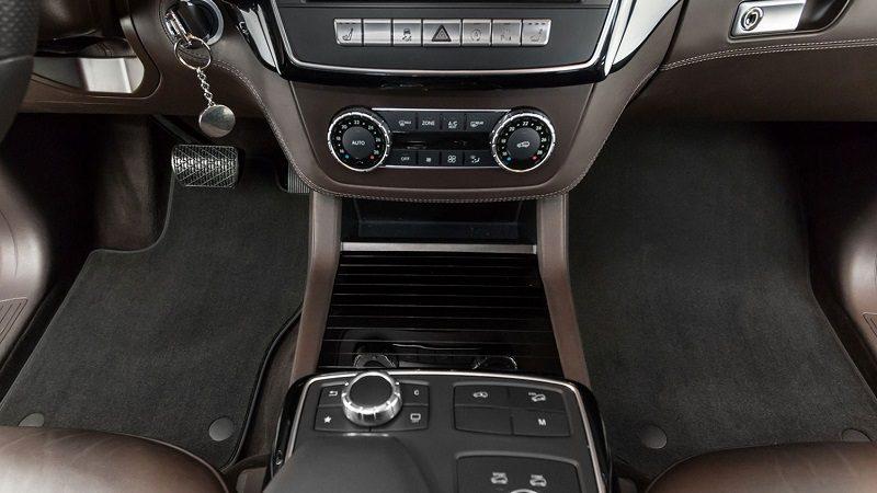 Podlahové koberce do automobilov
