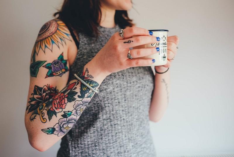Starostlivosti o tetovanie